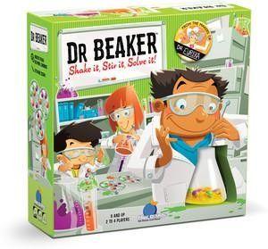 Dr. Beaker Multilangues - Castello | Jeux et Jouets