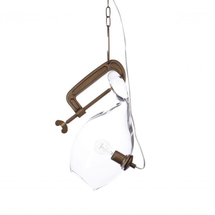 Подвесной светильник Clamp купить в интернет-магазине дизайнерской мебели Cosmorelax.Ru