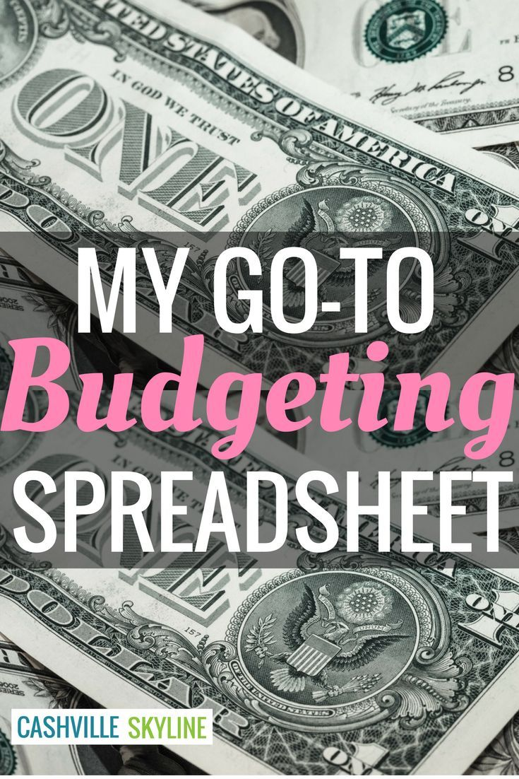 Does your budget need a makeover? This free budgeting spreadsheet has helped me quit my job, save an emergency fund, and survive a job layoff. via @CashvilleSky