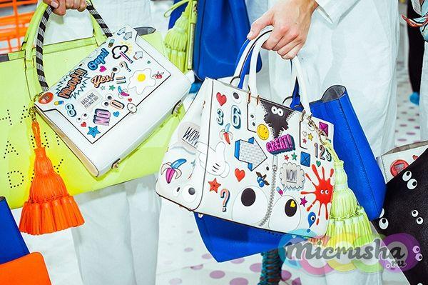 Аня Хиндмарч сумки - Поиск в Google