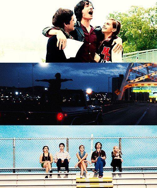 THE PERKS OF BEING A WALLFLOWER(2012)  История о Чарли, ученике старшей школы в Питтсбурге, стеснительном и непопулярном. На наших глазах Чарли взрослеет, меняется круг его общения, меняется его мнение о мире. ______________________________ The story of Charlie, a high school student in Pittsburgh, shy and unpopular. Before our eyes, Charlie grows up, changing his circle of communication is changing his view of the world.