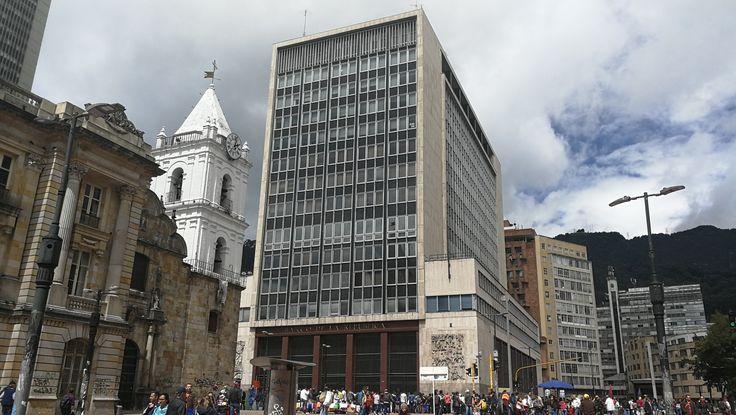 Edificio del Banco de la República, Bogotá DC