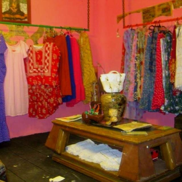 ropa tipica de Oaxaca...