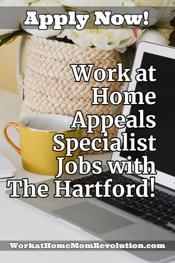 The Hartford At Work >> Work At Home Appeals Specialist Jobs With The Hartford