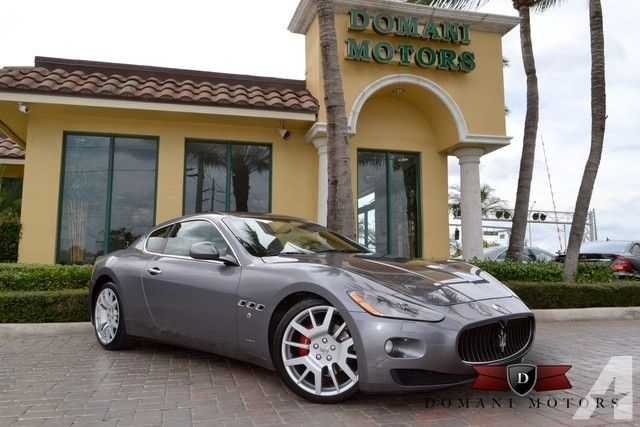2008 Maserati GranTurismo Price On Request