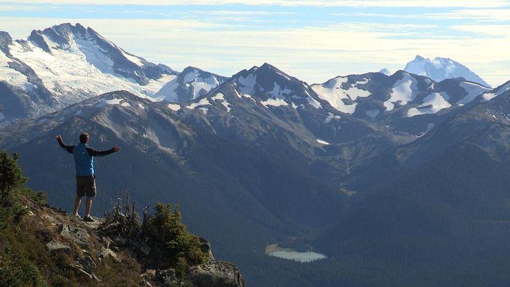 Summer Outdoor Adventures in Whistler. Bungee, mountain bike, hike, raft, ATV, kite boarding in a breathtaking mountain setting. Explore this trip idea http://www.hellobc.com/british-columbia/trip-ideas/outdooradventureland
