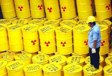 방사능 폐기물 - Google 검색