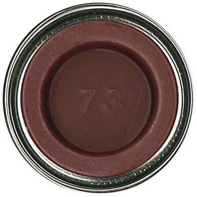 Humbrol – HUM20073 – Modélisme – AA0802-N1 Lie de Vin Mat: HUMBROL HUM20073 – AA0802 – N°1 Lie de vin mat Peinture Enamel Pot N°1, 14 ml