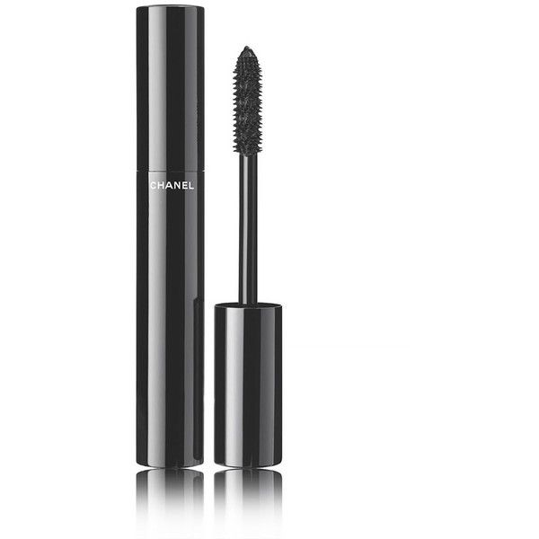 CHANEL Mascara - Colour Noir (210 DKK) ❤ liked on Polyvore featuring beauty products, makeup, eye makeup, mascara, glossy eye makeup, chanel, chanel eye makeup, chanel mascara and smudge proof mascara