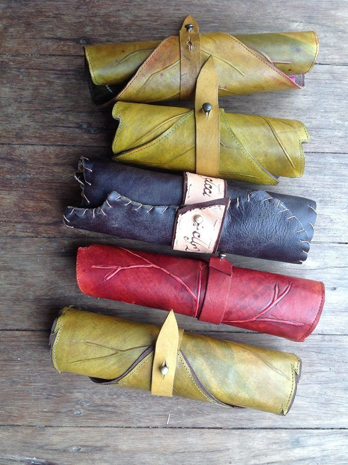 Knitting Needle Case Leather : Best images about leatherworking on pinterest