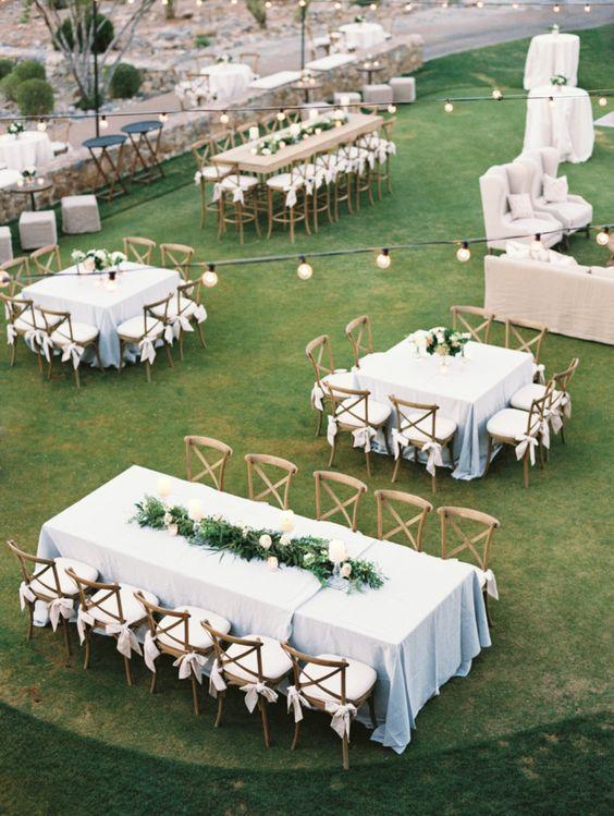 Featured Photographer: Erich McVey Photography; erichmcvey.com; Wedding reception idea.