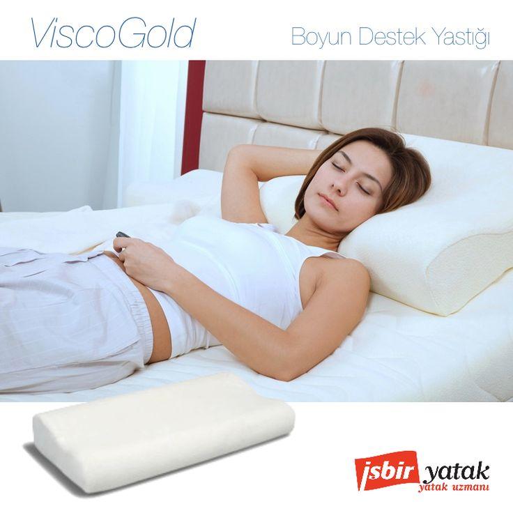 Günaydın!  Güne boyun ağrı ile başladıysanız sizi İşbir Yatak #ANKAmall mağazasına bekliyoruz.  Omuz kaslarını destekleyen ve gevşeme sağlayan #Visco Gold boyun destek yastığı ile ağrılarınızdan kurtulun.