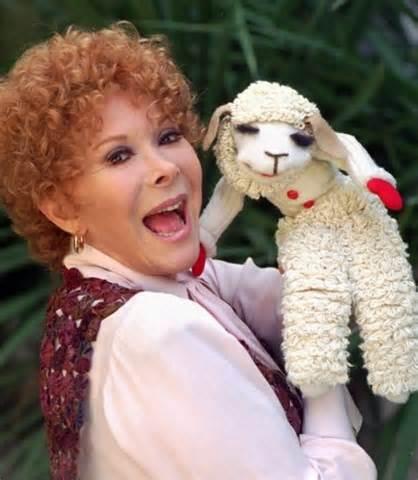 lamb chop puppet