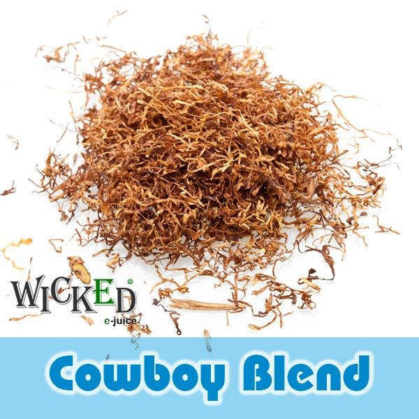 """Cowboy Blend: Cowboy Blend E Juice is a deep rich tobacco flavored juice.One of our most popular tobacco flavors Cowboy blend offers a deep and intense vaping taste delight. Get 10% off your first order across all products when you buy online at http://www.healthiersmoker.ie please use discount code: """"pinterest"""" at the checkout!"""