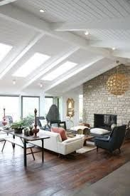 Image result for manual operable skylight vaulted ceiling