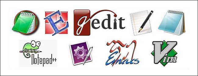 List - Best Text Editors