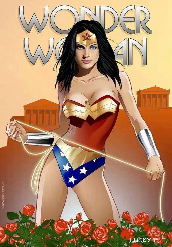 322 Best Wonder Woman Images On Pinterest