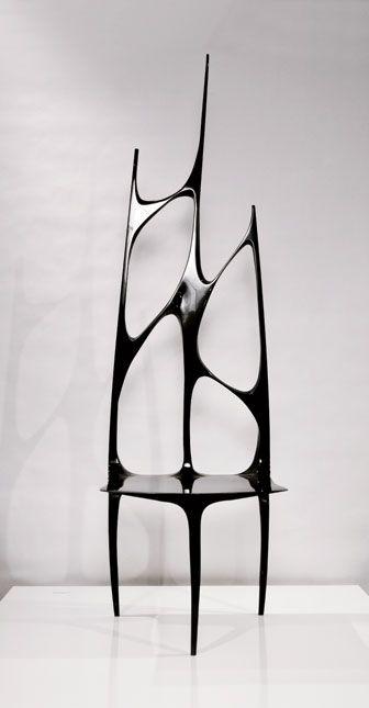 1000 ideas about high back chairs on pinterest office for Couchtisch design inside art aluminium splendeur