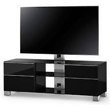 Sonorous MD 8340 B-INX-BLK  — 60750 руб. —  Надежная стойка под телевизоры с универсальным поворотным креплением из закаленного стекла с полированной кромкой. Поворотное крепление подходит для всех видов плоских телевизоров (LCD, LED и плазма) и имеет возможность регулировки высоты. В задней ножке расположен кабель-канал для маскировки проводов и кабеле. Оснащена скрытой роликовой системой для плавного перемещения ТВ стойки вместе с телевизором и другой аппаратурой. Стойка предназначена для…