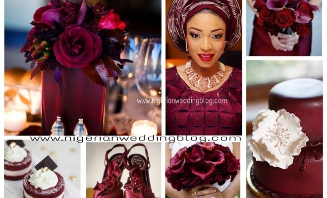 Nigerian Wedding | The No.1 & Ultimate Nigerian Wedding Planning Blog Nigerian Wedding: Introducing Pantone's 2015 Color of the Year, Marsala | Nigerian Wedding | The No.1 & Ultimate Nigerian Wedding Planning Blog