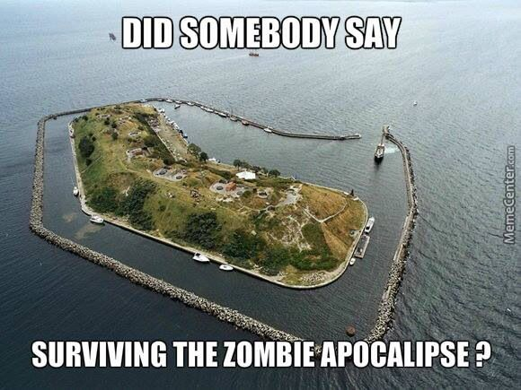 That's where I'm going. Fuck the apocalypse, I'm going now.