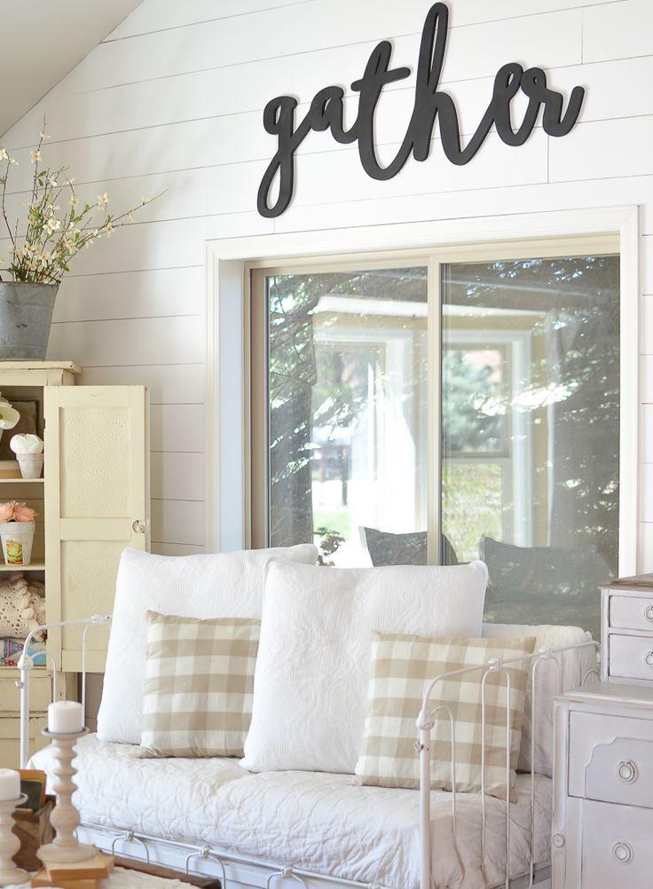25 Best Farmhouse Furniture Design Ideas For Home Decor: 25+ Best Ideas About Vintage Farmhouse Decor On Pinterest