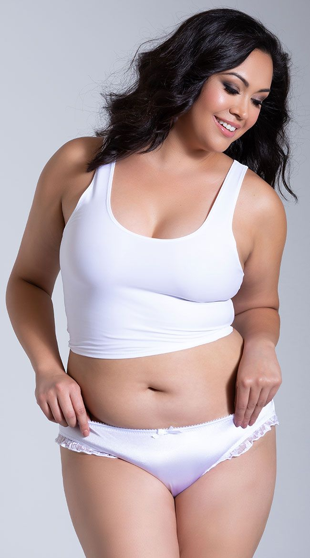 Open panty models help you?