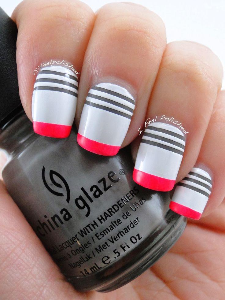 @ I Feel Polished #nail #nails #nailart