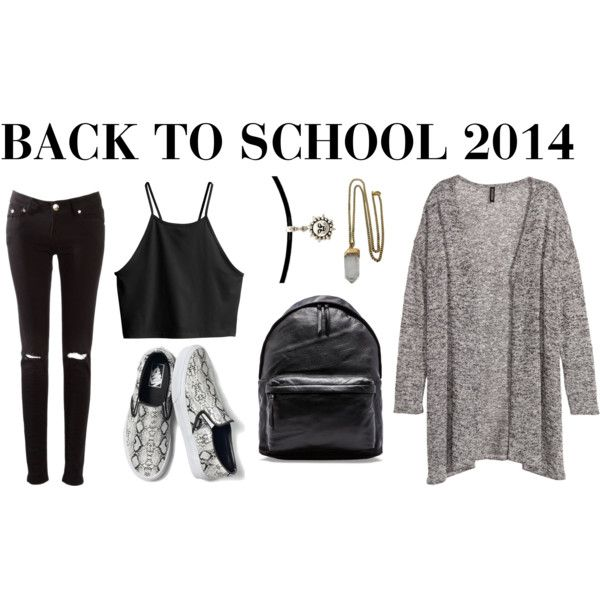 """back to school outfit idea"" by ashley-yu on Polyvore"