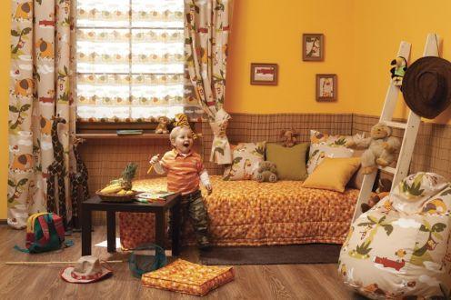 Dekoria, Berendezési tippek Gyerekszoba Kids Safari