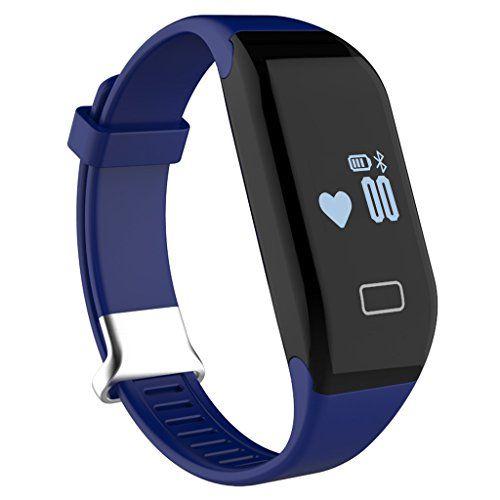 iMusi Bracelet Connectée Montre de Sport Intelligente SmartWatch IP65 Etanche…
