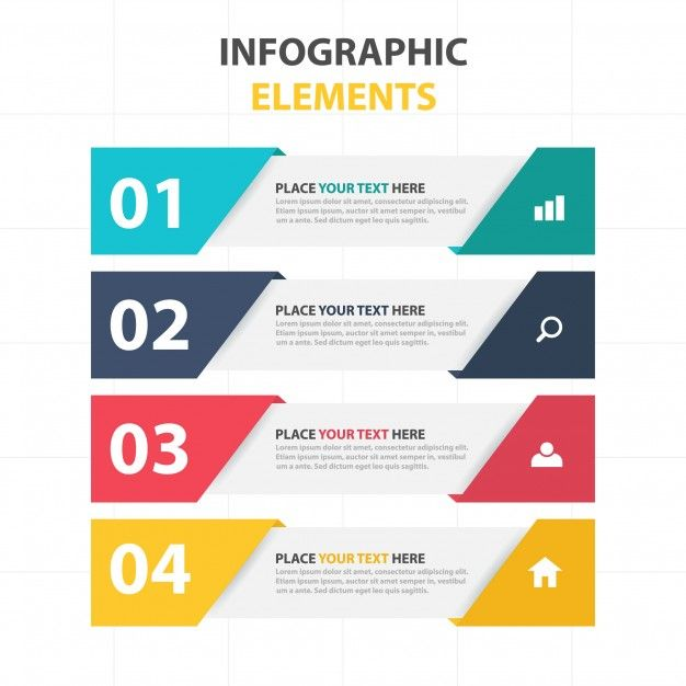 Download Corporate Infographic Banner Elements For Free Infographic Banner Powerpoint Presentation Templates