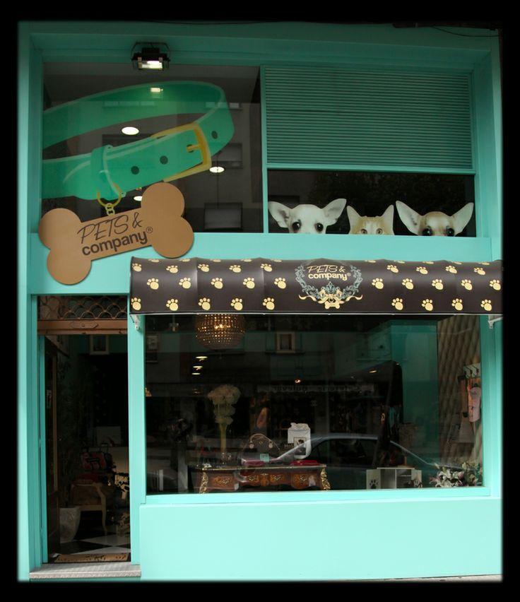 PETS & company® Gijón  Boutique de mascotas chic.  Pets boutique