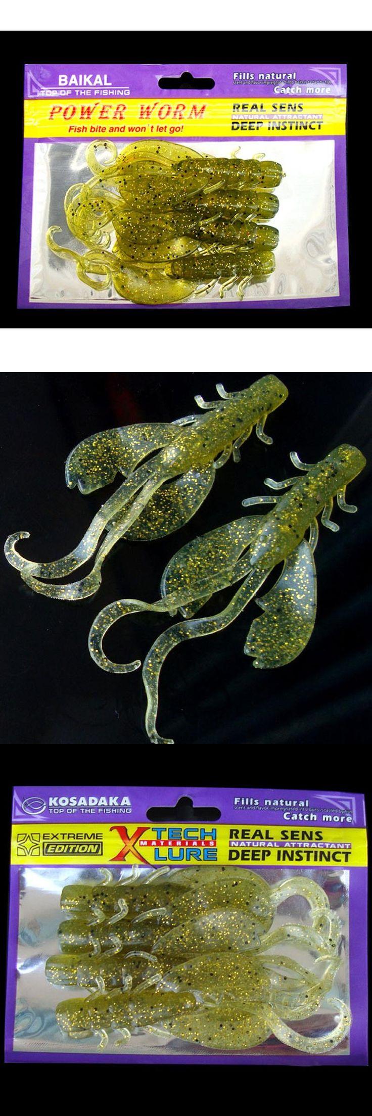 10cm Artificial Worm