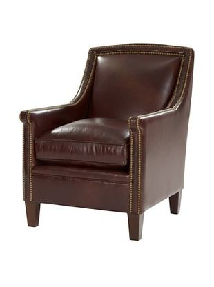 Leathercraft Lounge Chair (Catalan Brown)