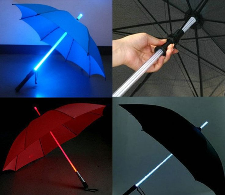Light Saber Umbrella