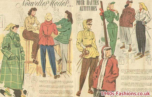 Mountain and Ski Clothes for Apres Ski at the Bar