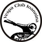 #VespaClubIoannina #logo Ακόμα ένα παράξενο σήμα, μιας και του λείπουν τα τετραγωνάκια περιφερειακά του κύκλου...