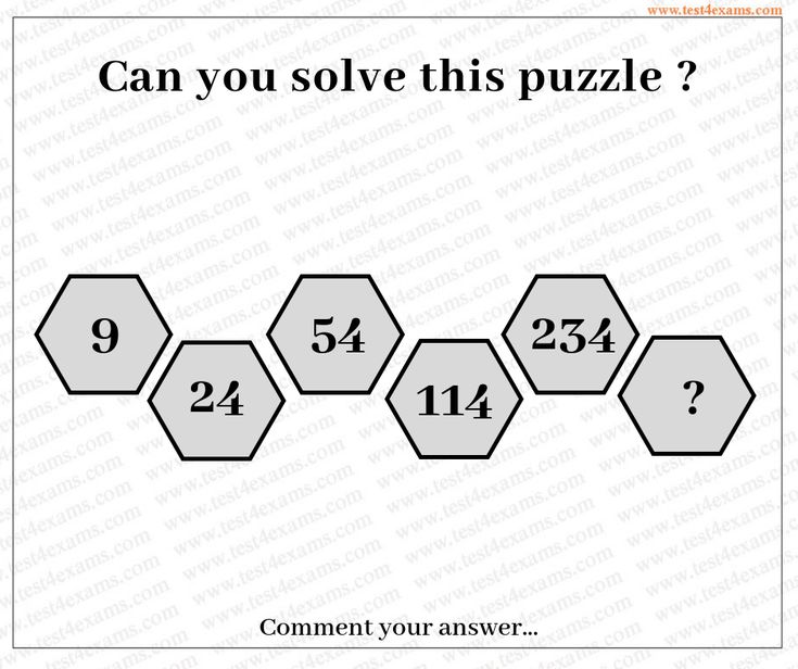 Correct answer : 474 Explanation : In this puzzle the