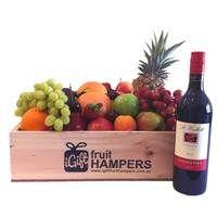St Hallett Gamekeeper's Shiraz Gift Hamper  www.igiftfruithampers.com.au, create beautiful fresh fruit gift hampers. Our fruit hampers are shipped across Australia and each one is a unique! #fruithampers #gifthampers #fruitgifts #fruithampersaustralia #fruithamperssydney #melbourne #canberra #goldcoast #sydney