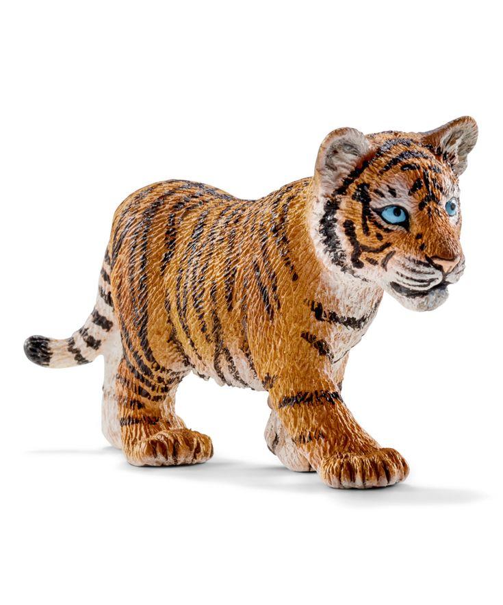 Tiger Cub Figurine