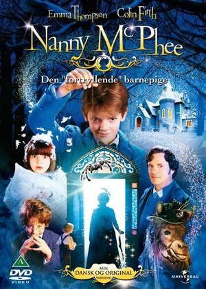 Watch Nanny McPhee Full Movie Streaming HD