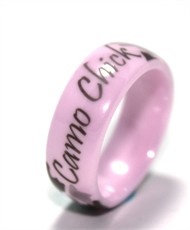 Pink Camo Chick RingCamo Dresses, Chicks Rings, Pinkcamo, Pink Camo, Art Pink, Country Girls, Camo Chicks, Country Jewelry, Camo Shit