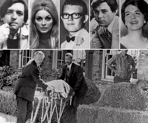 sharon tate murder photos of sharon tate and Car Pictures