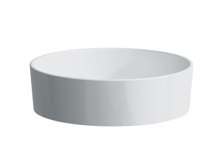 LAUFEN Kartell 420 Round Washbasin