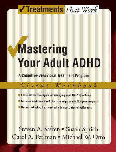 Adult cognitive retraining program