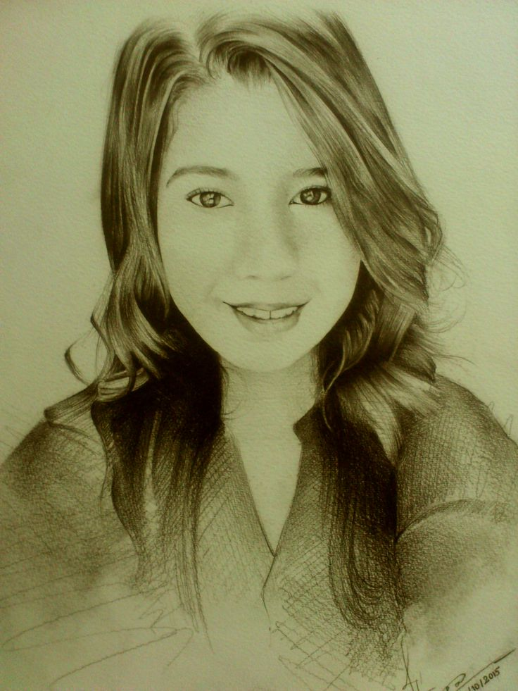 Drawing Pencil By Spizou__Hamza Moussa