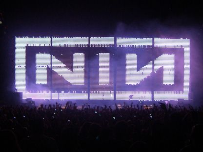 Nine Inch Nails.  Trent Reznor is amazing. #music #nin #industrial: Nine Inch Nails, Industrial Music Bands, Music Nin, Nine Of Urso, Href Search Q Industrial, Fav Bands, Favorite Bands, Awesome Concerts, Trent Reznor