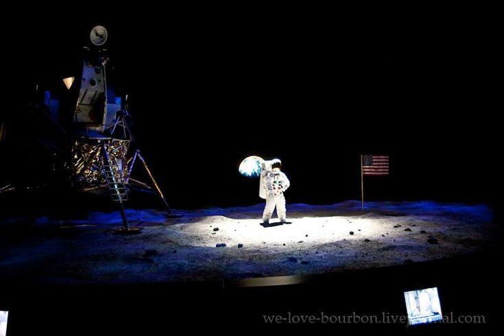 Космический центр им.Кеннеди (Kennedy Space Center) на мысе Канаверал