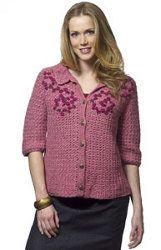 Find an Easy Crochet Sweater Pattern: 14 Free Crochet Ideas | FaveCrafts.com